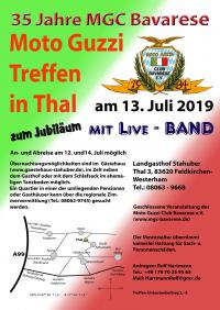 ~50276m: Moto Guzzi treffen in Thal Germania