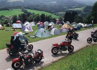 ~75437m: 23. Internationales Moto Guzzi Treffen Austria