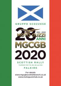 ~6m: MGCGB Scottish Rally 2020 Scozia
